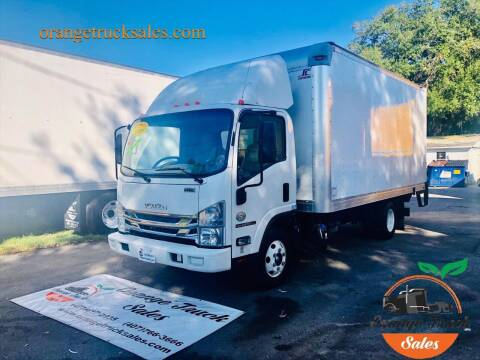 2016 Isuzu NPR-HD for sale at Orange Truck Sales in Orlando FL