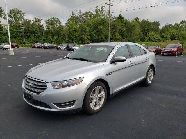 2015 Ford Taurus for sale at White's Honda Toyota of Lima in Lima OH