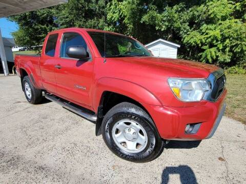 2015 Toyota Tacoma for sale at McAdenville Motors in Gastonia NC
