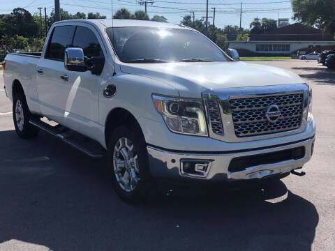 2017 Nissan Titan XD for sale at Consumer Auto Credit in Tampa FL