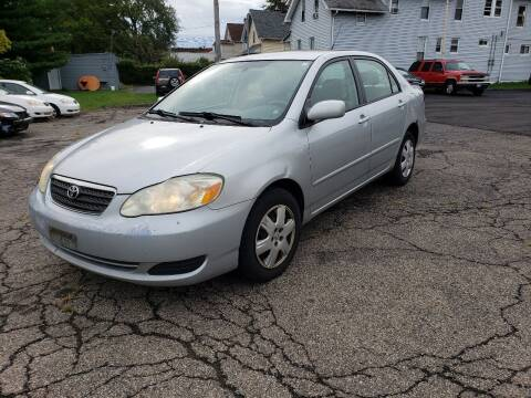 2005 Toyota Corolla for sale at USA AUTO WHOLESALE LLC in Cleveland OH