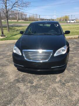 2012 Chrysler 200 for sale at Hamburg Motors in Hamburg NY
