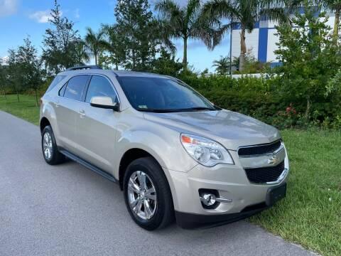 2015 Chevrolet Equinox for sale at D & P OF MIAMI CORP in Miami FL