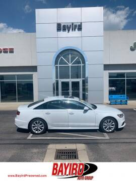 2017 Audi A6 for sale at Bayird Truck Center in Paragould AR