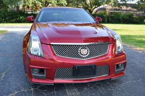 2011 Cadillac CTS-V for sale at Monaco Motor Group in Orlando FL