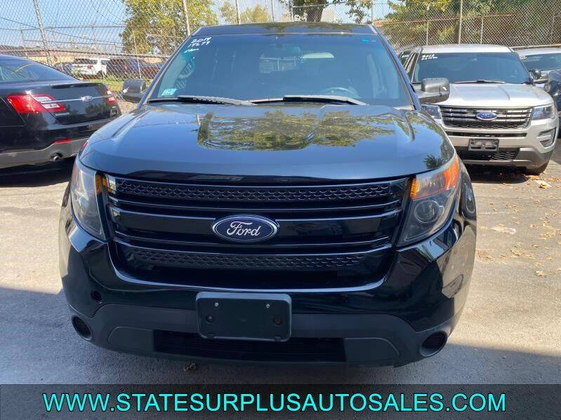 2013 Ford Explorer for sale at State Surplus Auto in Newark NJ