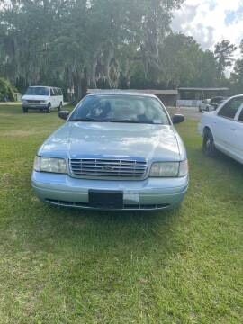 2005 Ford Crown Victoria for sale at Carlyle Kelly in Jacksonville FL