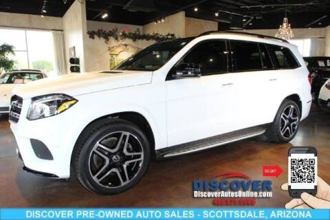 2019 Mercedes-Benz GLS for sale at Discover Pre-Owned Auto Sales in Scottsdale AZ