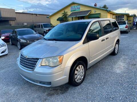 2008 Chrysler Town and Country for sale at Velocity Autos in Winter Park FL