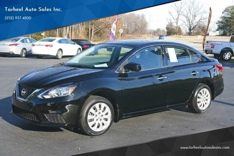 2017 Nissan Sentra for sale at Tarheel Auto Sales Inc. in Rocky Mount NC