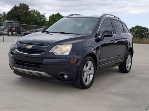 2014 Chevrolet Captiva Sport for sale at Best Auto Sales LLC in Auburn AL