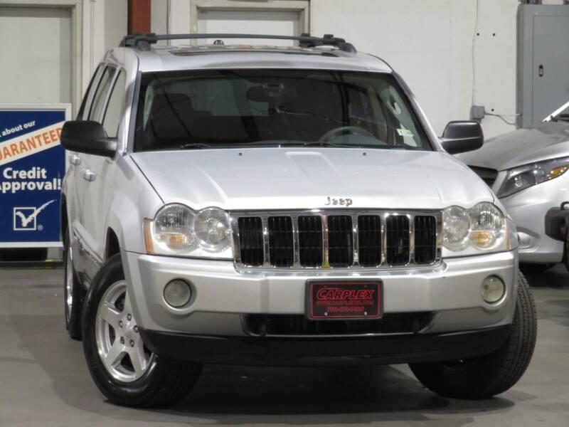 2005 Jeep Grand Cherokee for sale at CarPlex in Manassas VA