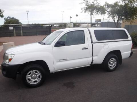 2006 Toyota Tacoma for sale at J & E Auto Sales in Phoenix AZ