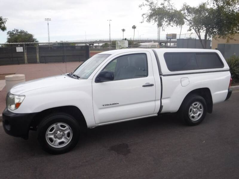 2006 Toyota Tacoma for sale at J & E Auto Sales in Phoenix AZ