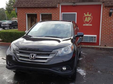 2013 Honda CR-V for sale at AP Automotive in Cary NC