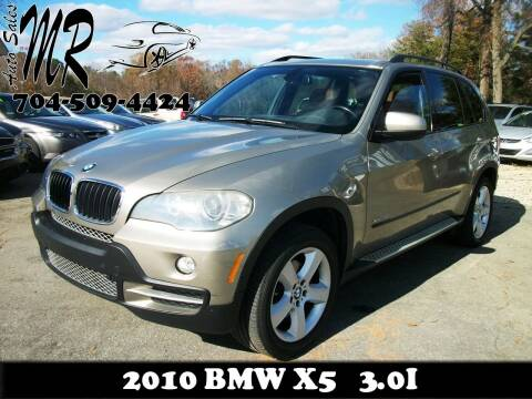 2010 BMW X5 for sale at Mr Auto Sales in Charlotte NC