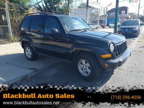 2007 Jeep Liberty for sale at Blackbull Auto Sales in Ozone Park NY