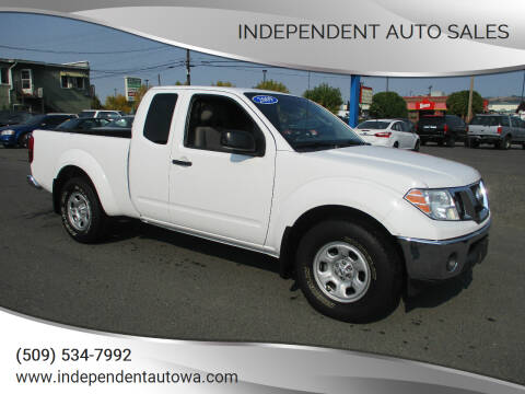 2009 Nissan Frontier for sale at Independent Auto Sales in Spokane Valley WA