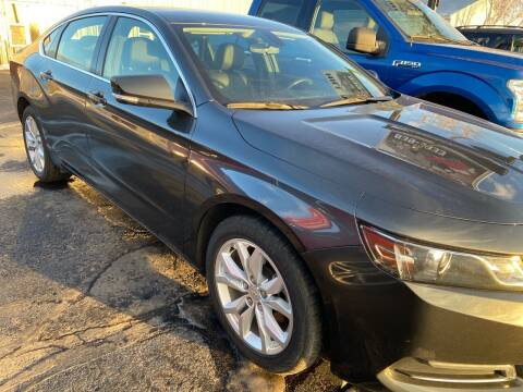 2019 Chevrolet Impala for sale at Hill Motors in Ortonville MN