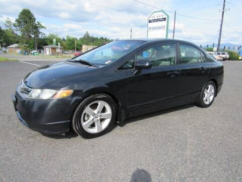 2007 Honda Civic for sale at Triple C Auto Brokers in Washougal WA