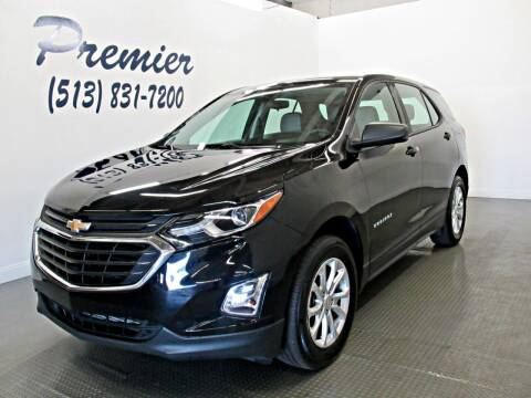 2018 Chevrolet Equinox for sale at Premier Automotive Group in Milford OH