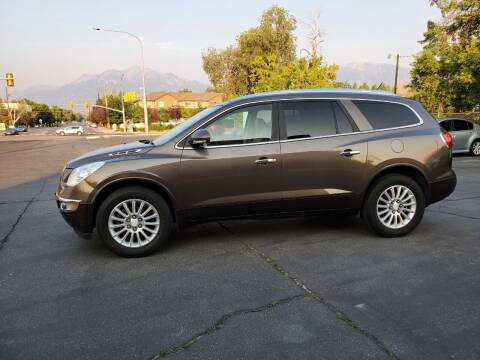 2012 Buick Enclave for sale at UTAH AUTO EXCHANGE INC in Midvale UT