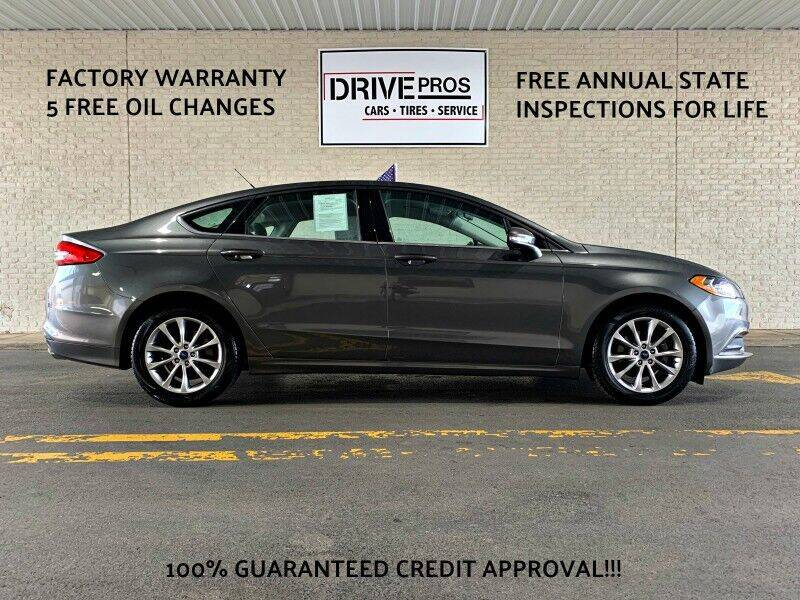 2017 Ford Fusion for sale at Drive Pros in Charles Town WV