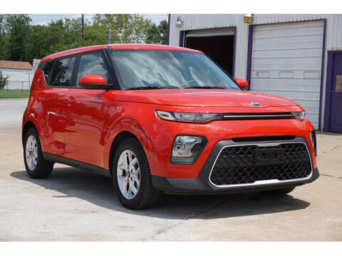 2020 Kia Soul for sale at Monthly Auto Sales in Fort Worth TX
