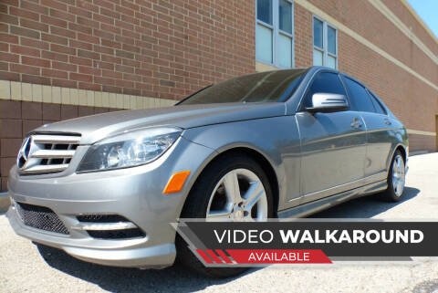 2011 Mercedes-Benz C-Class for sale at Macomb Automotive Group in New Haven MI