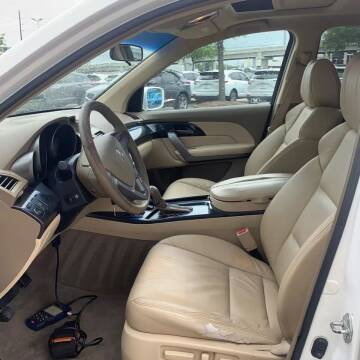 2007 Acura MDX for sale at GLOBAL MOTOR GROUP in Newark NJ