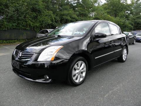 2012 Nissan Sentra for sale at Dream Auto Group in Dumfries VA