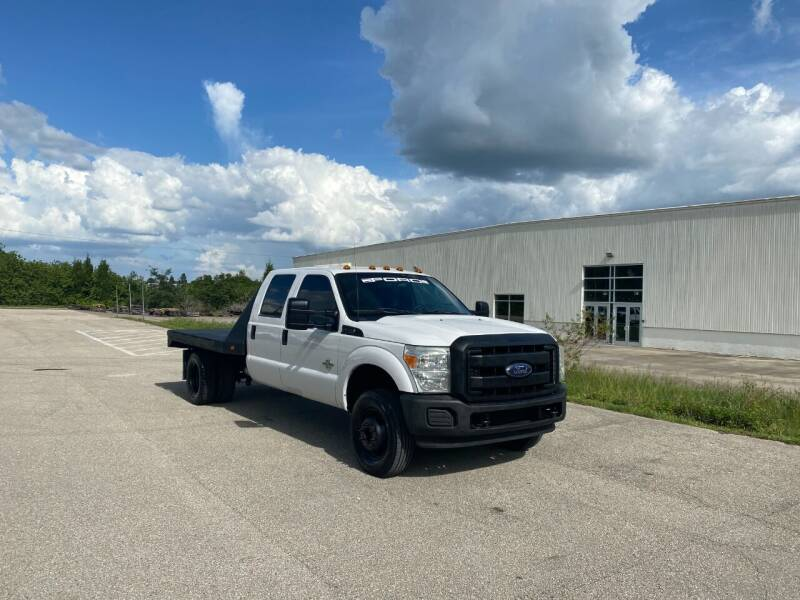2014 Ford F-350 Super Duty for sale at Prestige Auto of South Florida in North Port FL