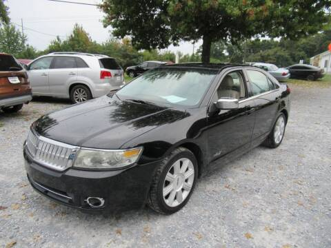 2007 Lincoln MKZ for sale at Dallas Auto Mart in Dallas GA