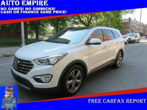 2014 Hyundai Santa Fe for sale at Auto Empire in Brooklyn NY