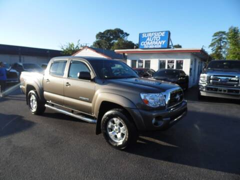 2011 Toyota Tacoma for sale at Surfside Auto Company in Norfolk VA