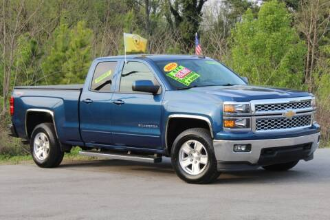 2015 Chevrolet Silverado 1500 for sale at McMinn Motors Inc in Athens TN