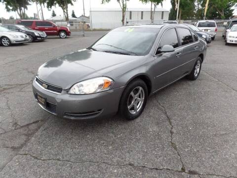 2006 Chevrolet Impala for sale at Gold Key Motors in Centralia WA