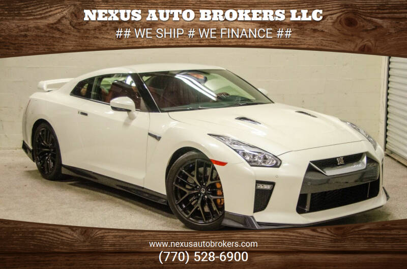 2019 Nissan GT-R for sale at Nexus Auto Brokers LLC in Marietta GA