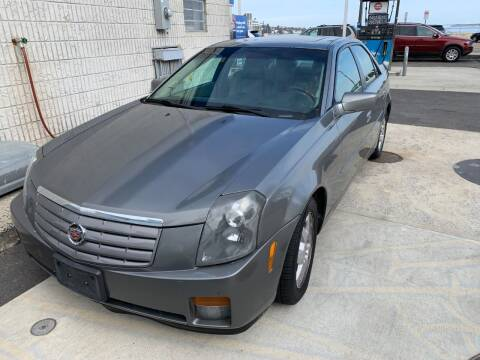 2005 Cadillac CTS for sale at Quincy Shore Automotive in Quincy MA