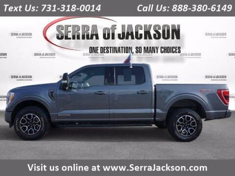 2021 Ford F-150 for sale at Serra Of Jackson in Jackson TN