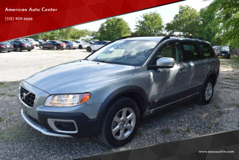 2008 Volvo XC70 for sale at American Auto Center in Austin TX