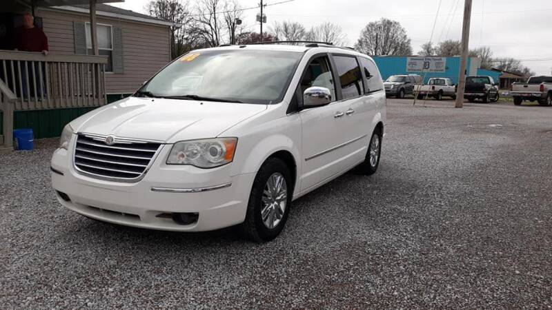 2008 Chrysler Town and Country for sale at Space & Rocket Auto Sales in Meridianville AL
