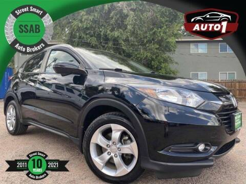 2016 Honda HR-V for sale at Street Smart Auto Brokers in Colorado Springs CO