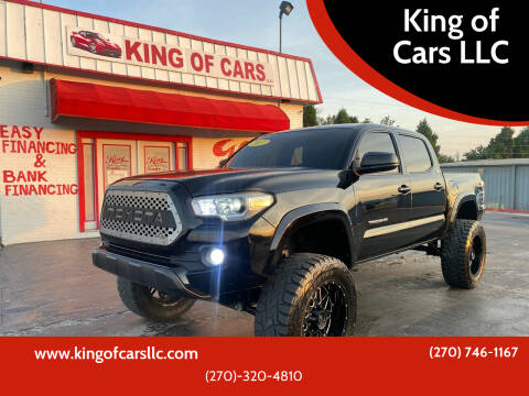 2017 Toyota Tacoma for sale at King of Cars LLC in Bowling Green KY