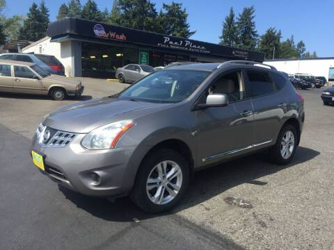 2012 Nissan Rogue for sale at Federal Way Auto Sales in Federal Way WA