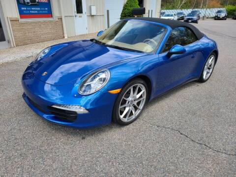 2014 Porsche 911 for sale at Medway Imports in Medway MA