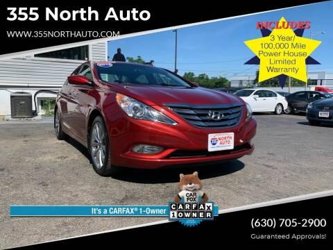 2013 Hyundai Sonata for sale at 355 North Auto in Lombard IL
