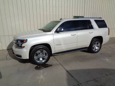 2015 Chevrolet Tahoe for sale at De Anda Auto Sales in Storm Lake IA