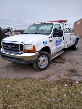 2001 Ford F-550 Super Duty for sale at Davis Auto Mart in Charlotte MI