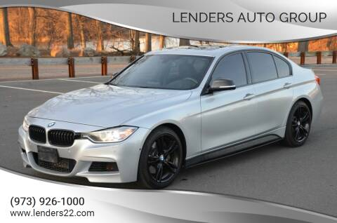 2013 BMW 3 Series for sale at Lenders Auto Group in Hillside NJ